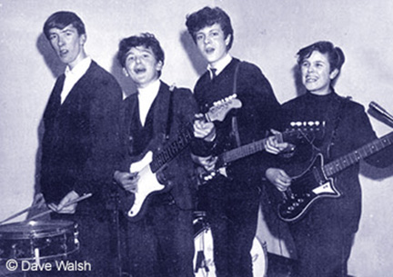 The Andicaps in 1963