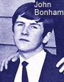 John Bonham in 1964
