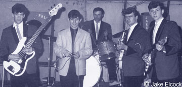 The Marauders in 1959