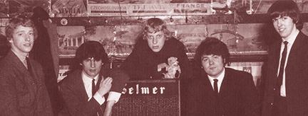 The 'N Betweens in 1965