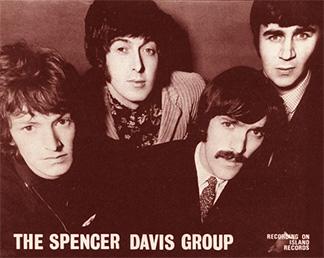 steve winwood spencer davis group